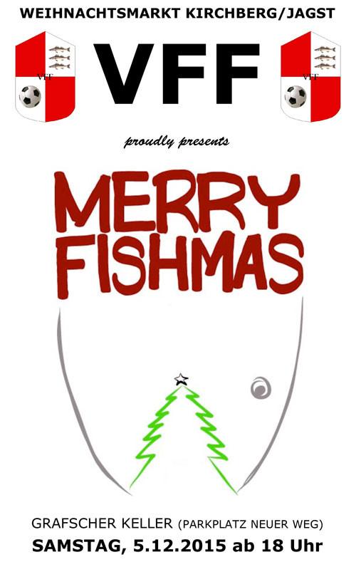VFF  - Merry Fishmas - Grafscher Keller - Samstag, 5. Dezember 2015 ab 18 Uhr