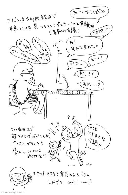 ハイテク会議