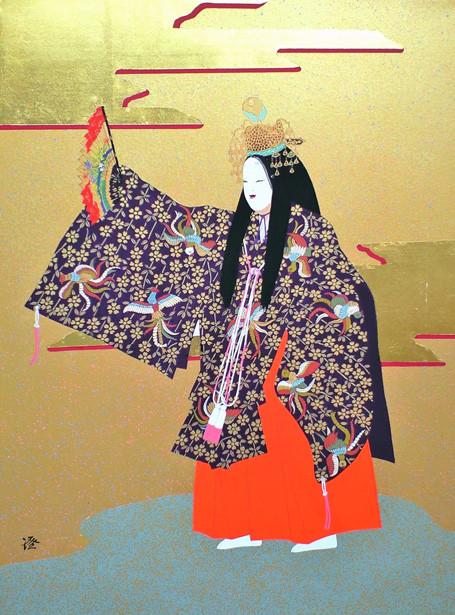 賀茂-御祖ノ神  kamo-mioyanoshin  2009年