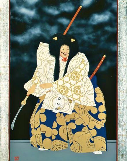 船弁慶-知盛  funabenkei-tomomori