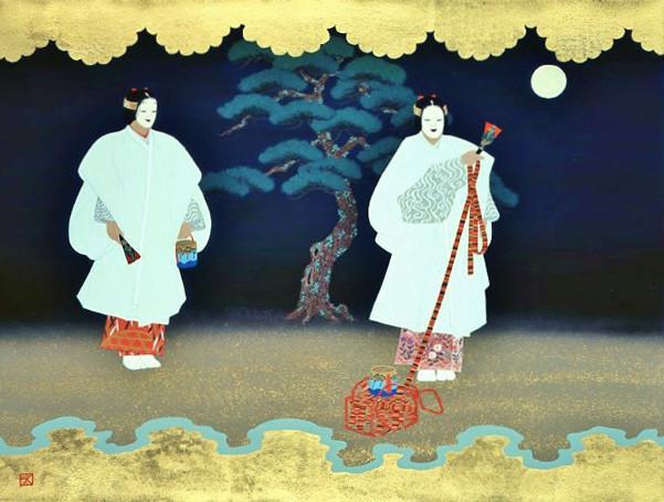 松 風  matsukaze   2000年