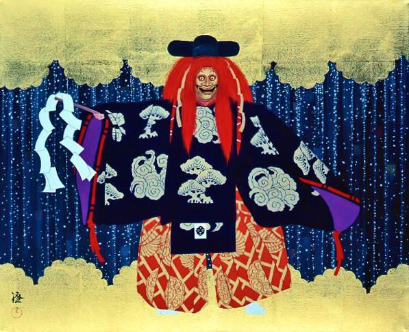 賀茂-別雷神ノ神  kamo-wakeikaduchinokami   2000年