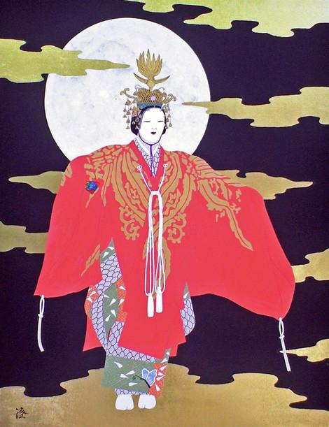 羽 衣  hagoromo  2008年