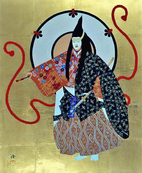 朝 長   tomonaga    2004年
