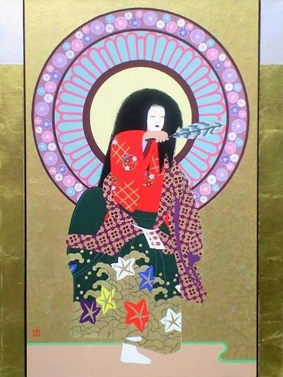 菊慈童  kikujidou