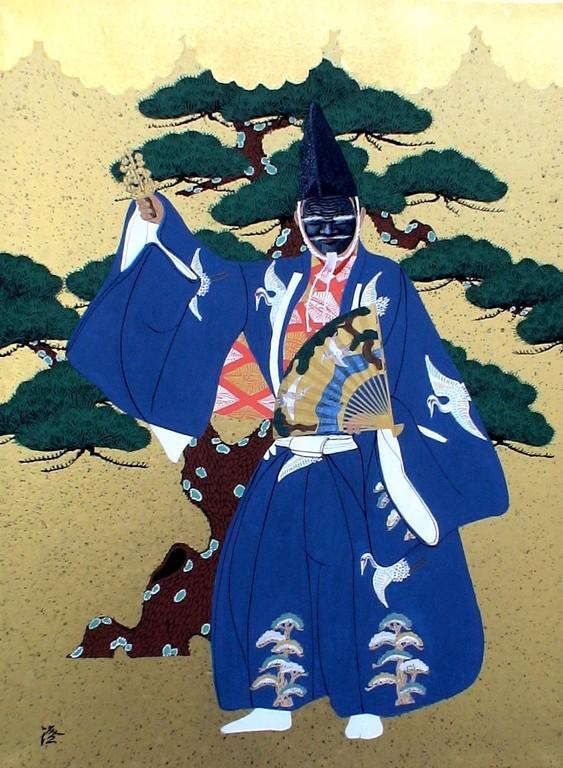 三番叟  sanbasou