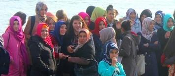 トルコの人たちは日本が大好き(イスタンブールにて)写真