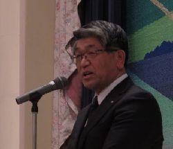 菊地 博村長