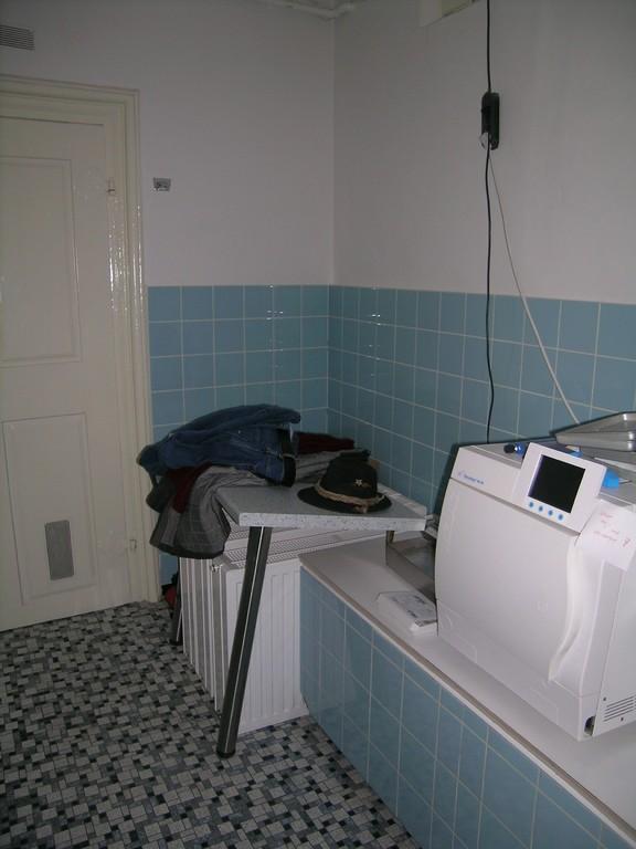 WC Bestand für Personal und Patienten