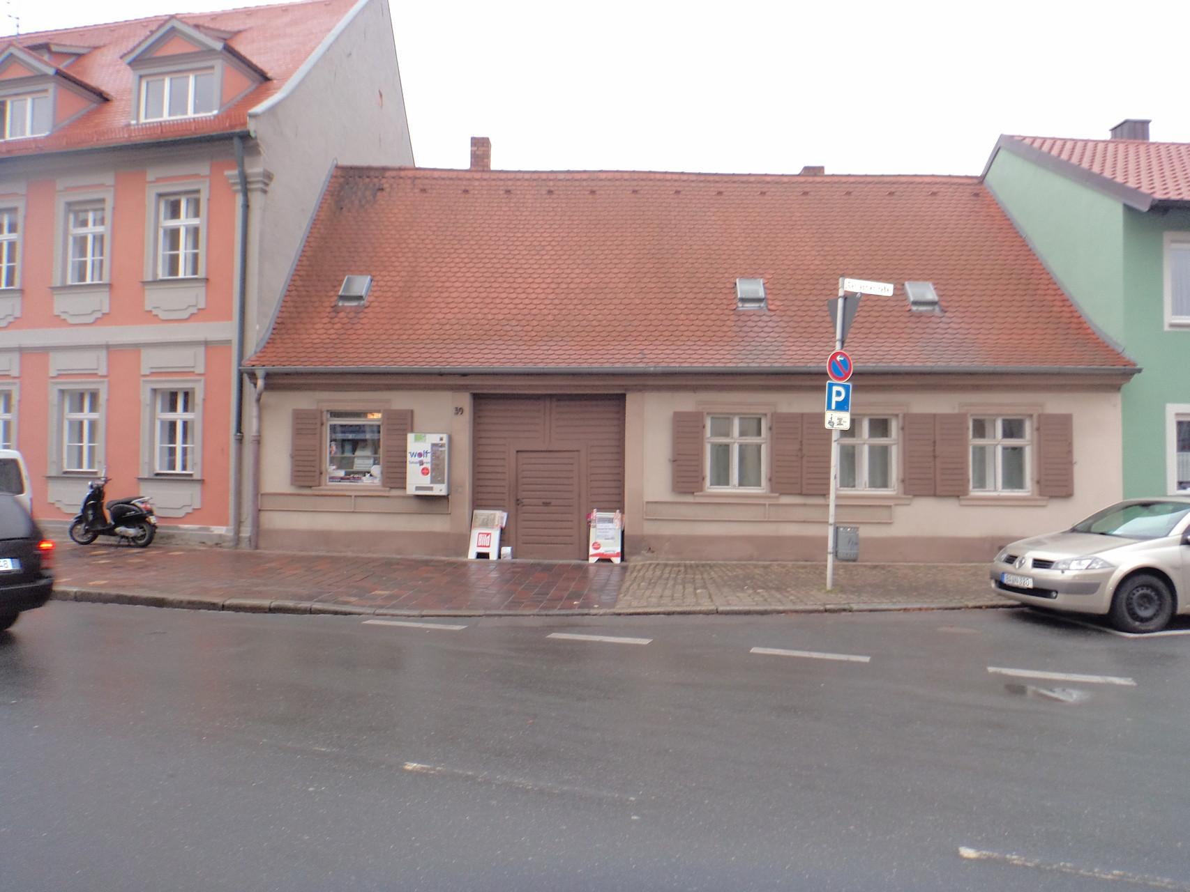 Straßenansicht Siechenstraße