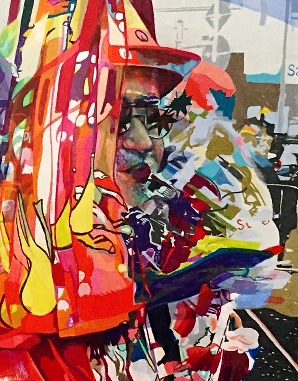 One-Man-Band, 2017 (Detail)