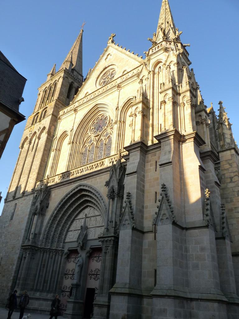 La Cathédrale Saint Pierre de Vannes