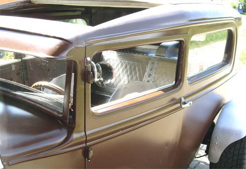 Hot Rod Film Beziehungskisten Auto Motor Sport AMS Hot Rod Deutschland Karosserie Aufbau Aluminiumteile Blechbearbeitung Blechklopfer Feinblechner W. Schröde