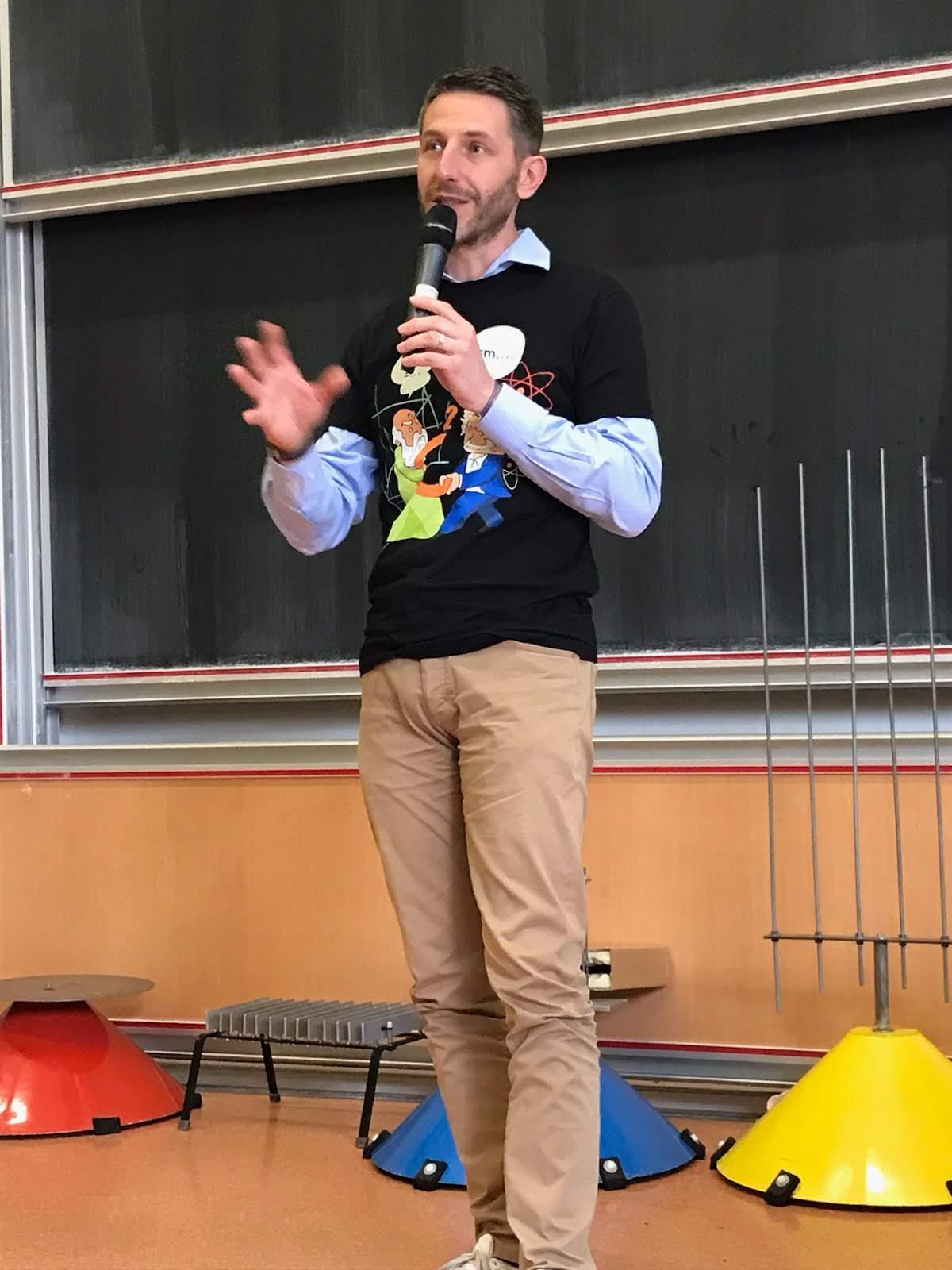 Forum des métiers 2019 - Université Paris-Sud