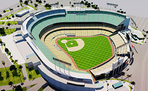 Dodger Stadium Los Angeles ballpark mls baseball usa america canada stadium stadion estadio