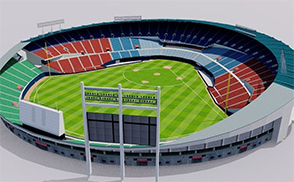 Jamsil Baseball Stadium - South Korea baseball sengawa stadium stade stadion football soccer