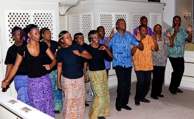 Lesedi Show Choir - Albisheim 18.06.2011