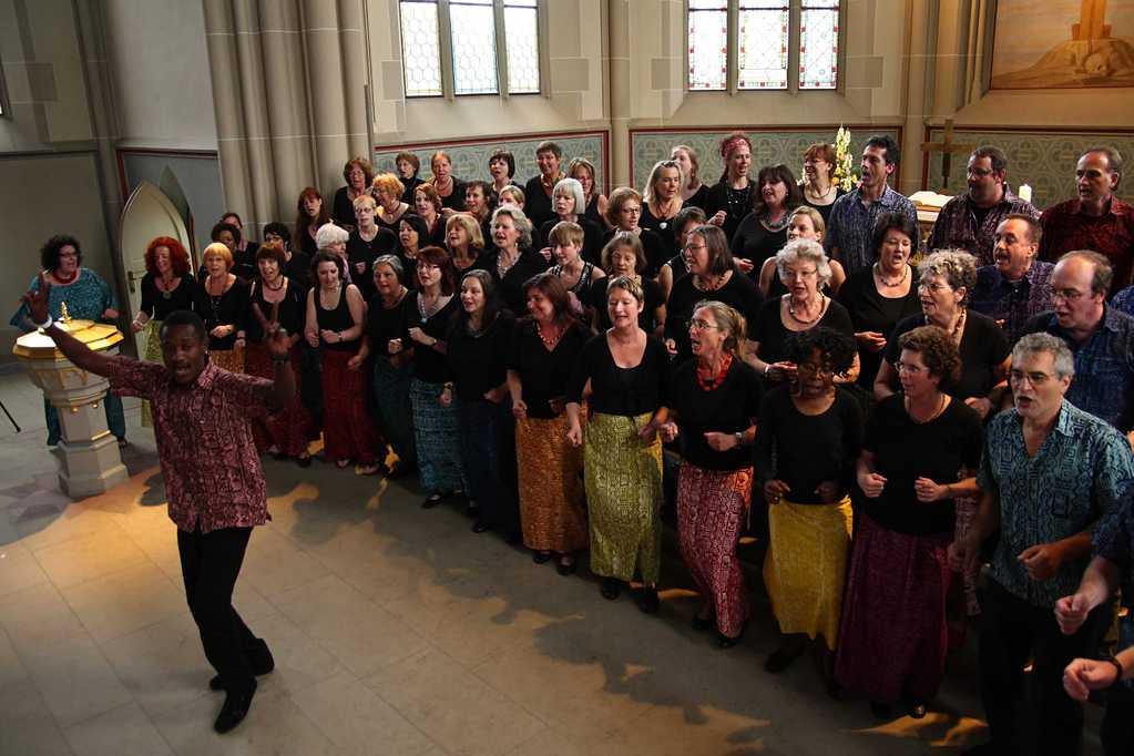 Moko-Konzert 2012 - Walldorf