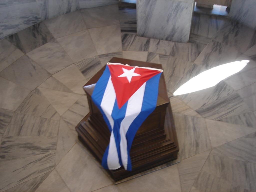 Santiago - il sepolcro di Josè Martì