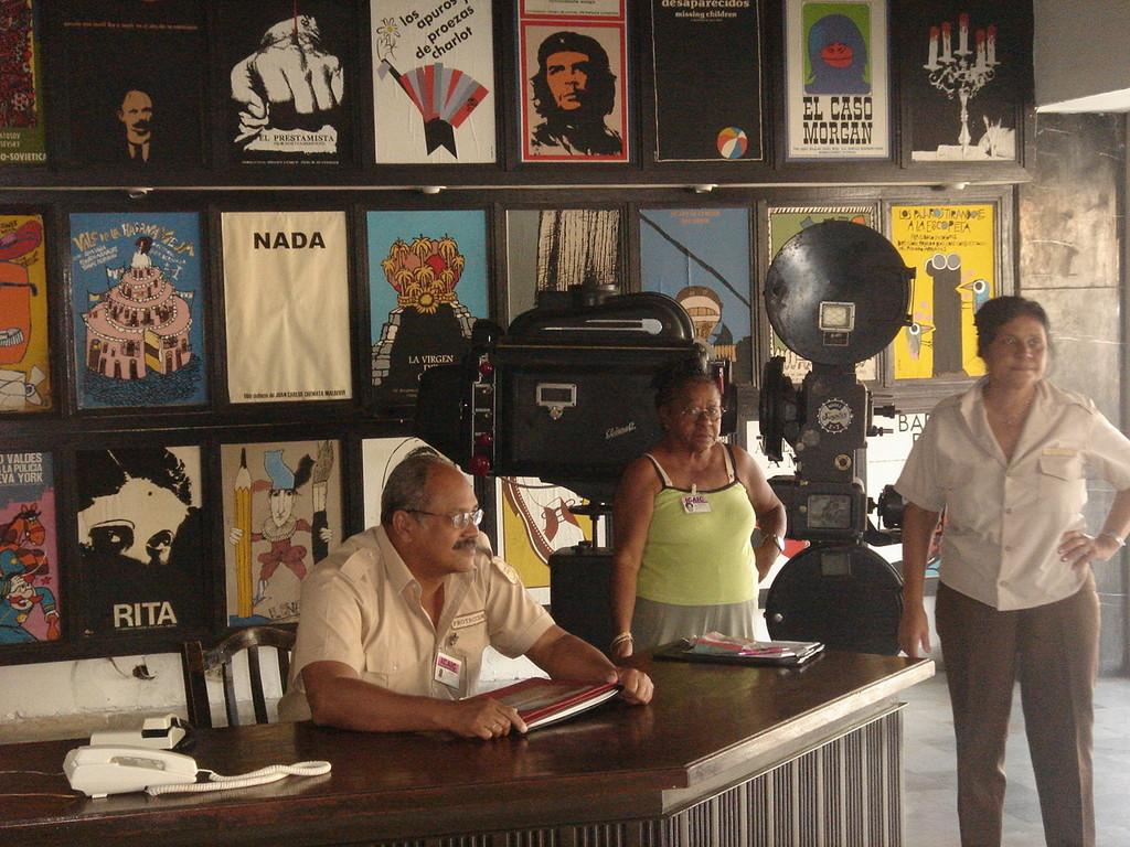 ICAIC Avana - il cinema a Cuba