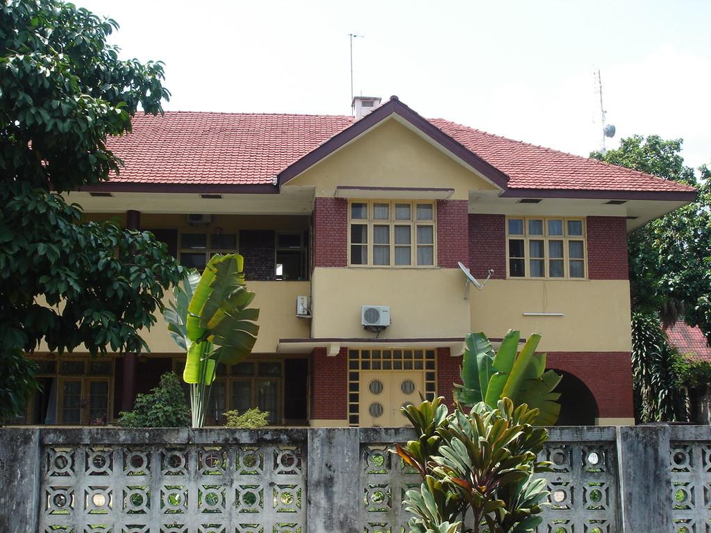 la casa di Lumumba
