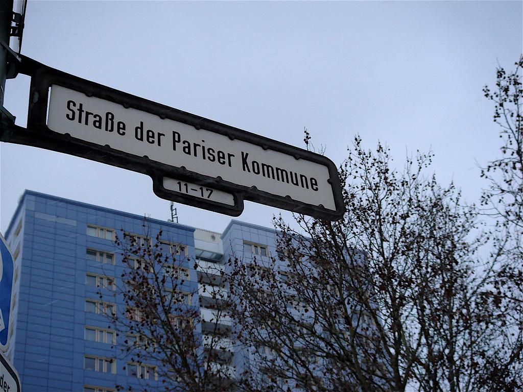 via della Comune di Parigi