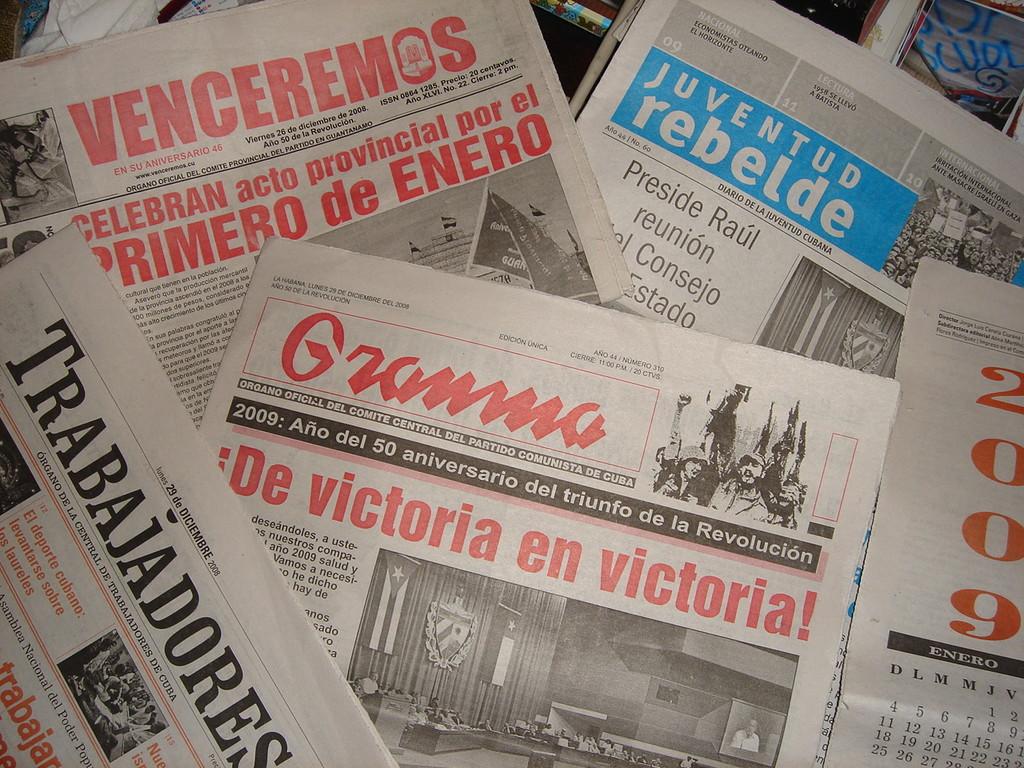stampa cubana