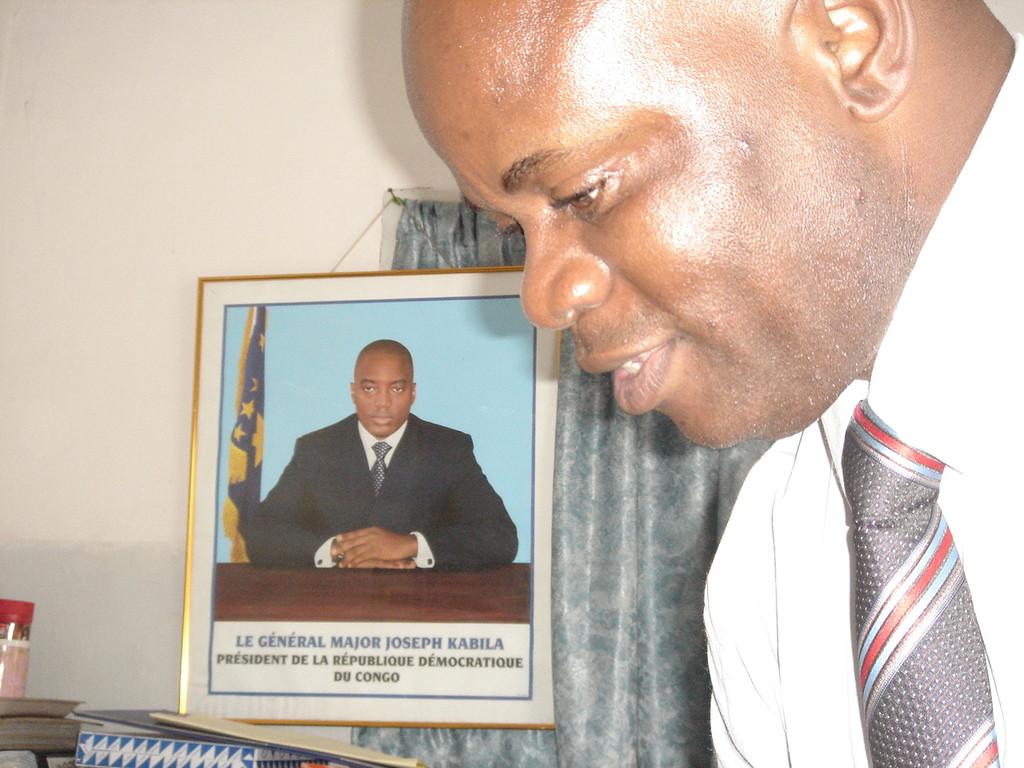 Jean Musa Segretario generale RAS