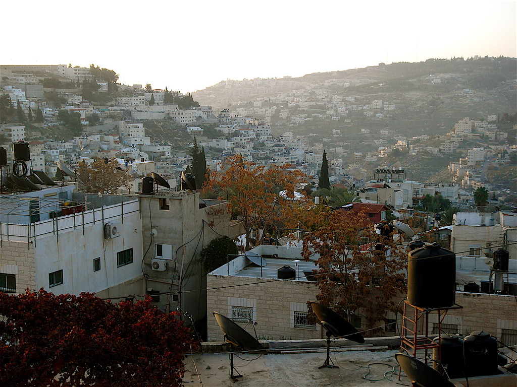 Gerusalemme sud - case palestinesi