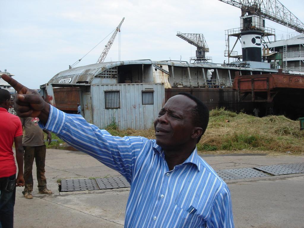 Eugene Makulu vicesegretario RAS