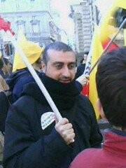 il segretario nazionale Emilio Sabatino