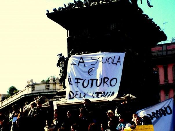 La scuola è il futuro dell'Italia