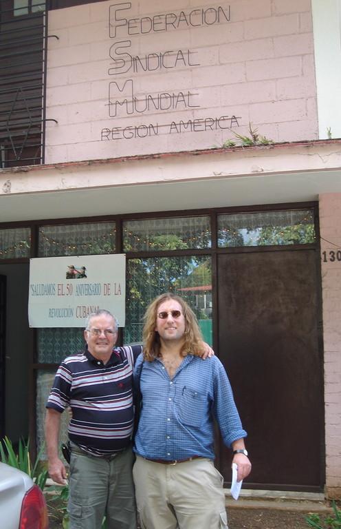 Ramon Cardona e Davide Rossi