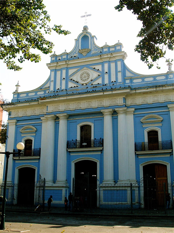 la chiesa di Josè Gregorio Hernandez, medico dei poveri