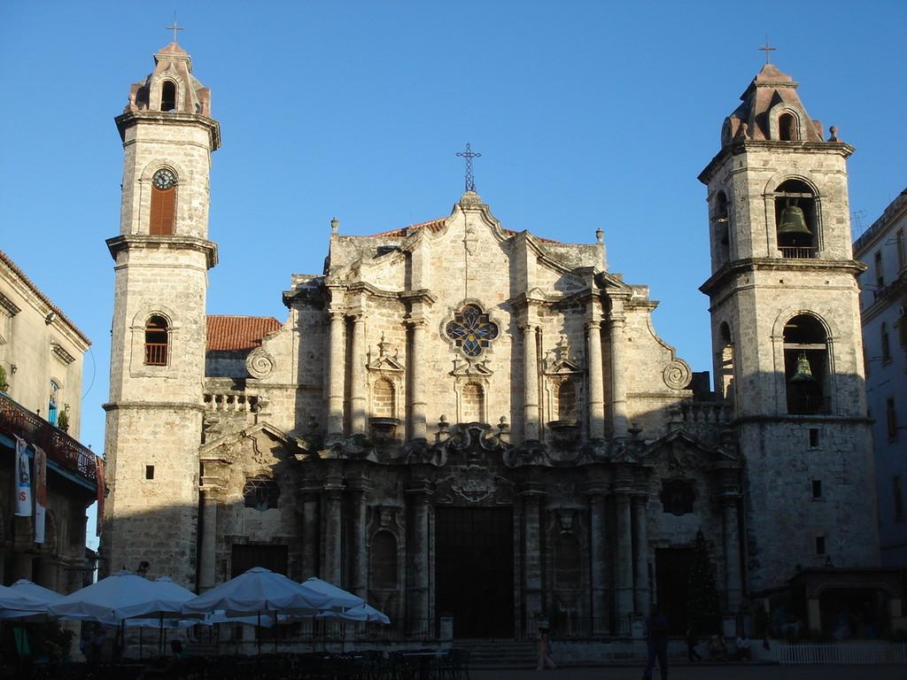 Avana - la cattedrale