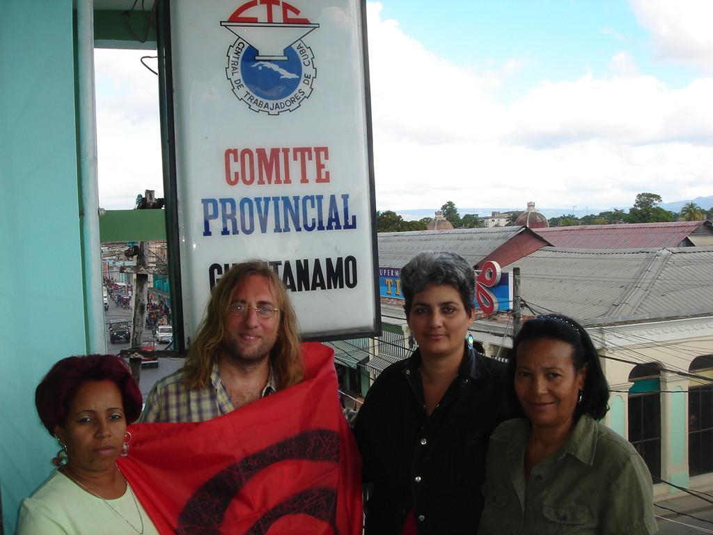 Guantanamo - incontro con la CTC
