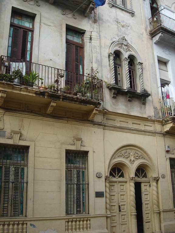 Avana - la casa dello scrittore Lezama Lima