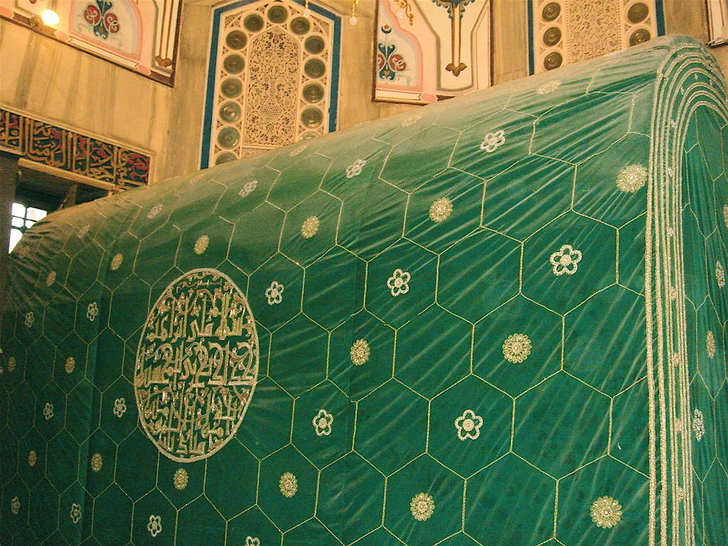 Hebron - la tomba del patriarca Abramo