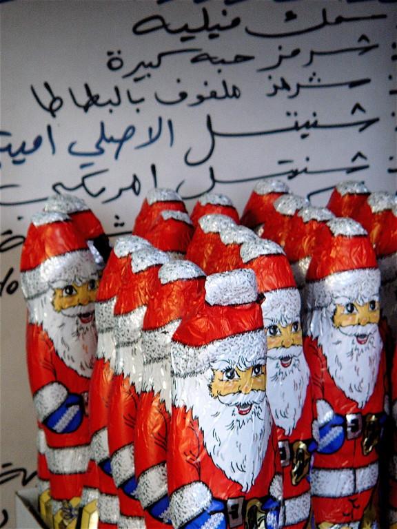 Natale per gli arabi cristiani