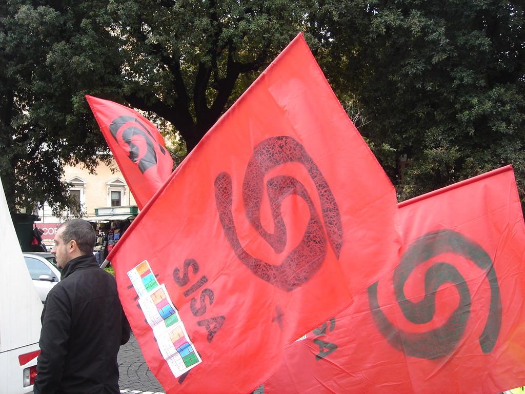 Roma 23 ottobre '09 manifestazione per la scuola e per l'università