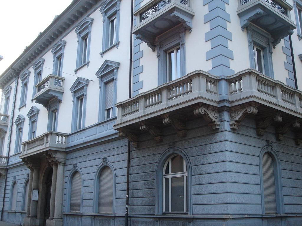"""la sede a partire dal a.s. 2010-11 del Centro Studi """"Anna Seghers"""" a Bellinzona in via Lugano 3"""