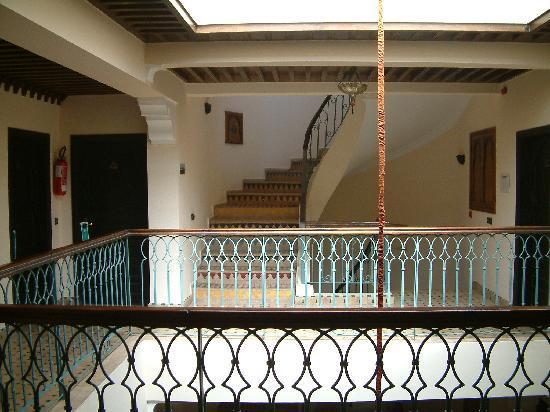 Marrakesch Gueliz - hübsch saniertes Hotel
