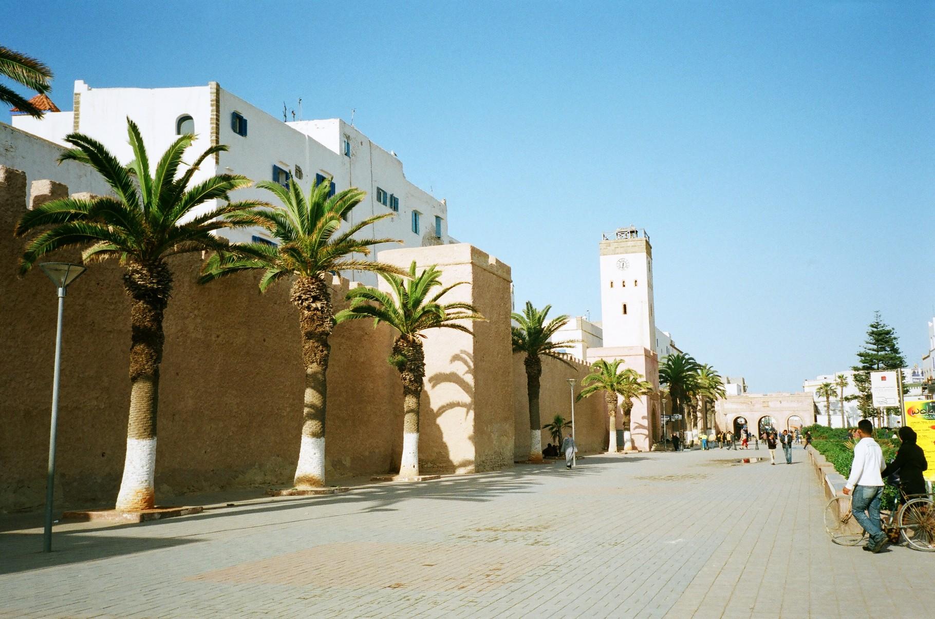 Essaouira, Altstadt av. l'istialal