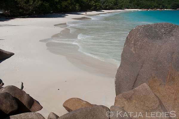 La Digue: Source D'Argent