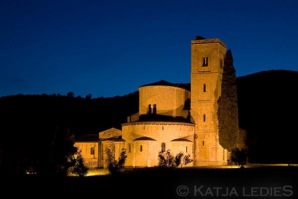 Kloster Abbazia Sant'Antimo