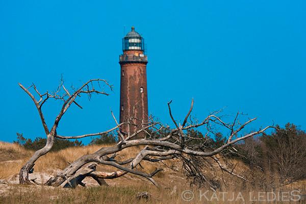 Fischland Darß-Zingst: Leuchtturm Darßer Ort