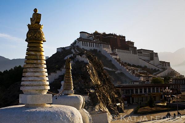 Lhasa: Potala