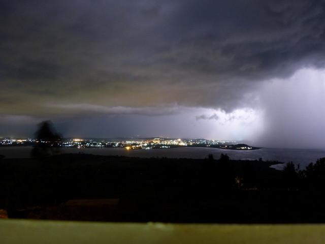 Thunder over Jinja