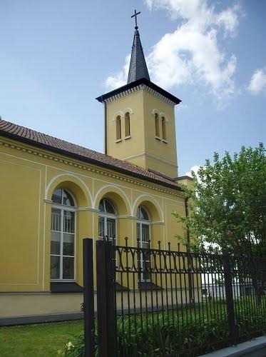 Зальцбургская церковь (Гусев)