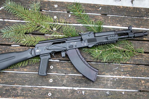 AK 104 / Izhmash Saiga MK